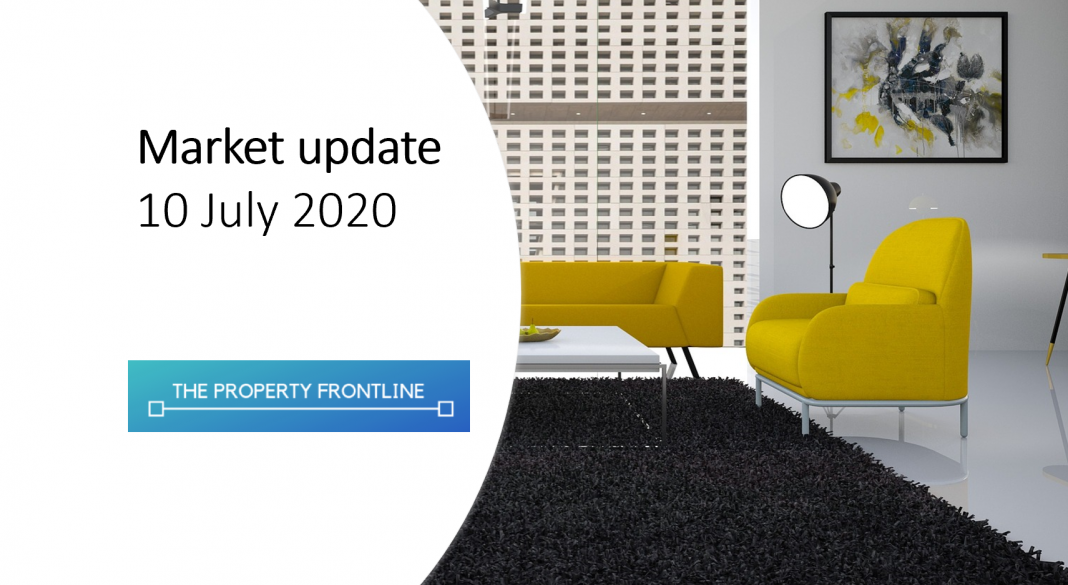 Market update 27 July 2020