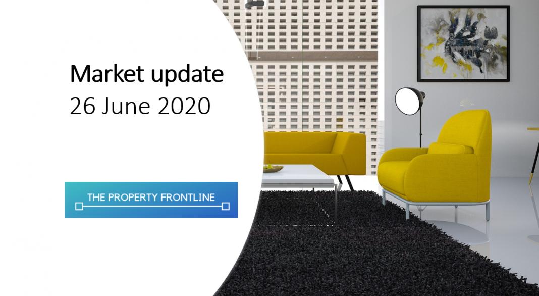 Market update 26 June 2020